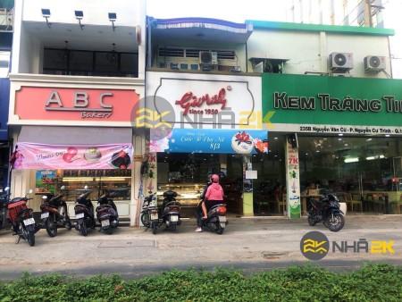 Cho thuê nhà ĐC: 235B Nguyễn Văn Cừ, P Nguyễn Cư Trinh, Quận 1., 80m2, ,