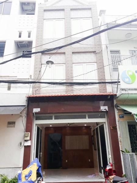 Cần cho thuê nhà nc, hẻm lớn đường Lê Đại Hành, Q11. 4x15. 4PN, 3WC, 60m2, 4 phòng ngủ, 3 toilet