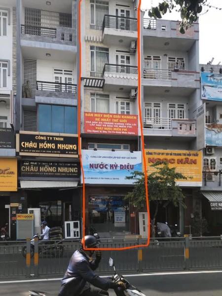 Nhà cho thuê mặt tiền kinh doanh đường Lũy Bán Bích, Tân Phú. 160m2. 3 lầu, 4pn., 160m2, 4 phòng ngủ, 4 toilet