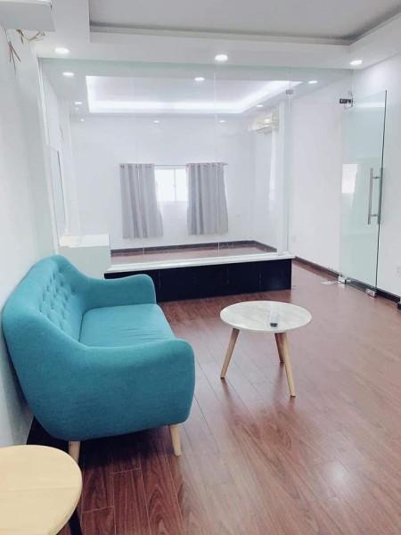 Cho thuê nhà chung cư lầu 4, số 280 Cống Quỳnh Q.1 ngay mặt tiền đường, 40m2, 1 phòng ngủ, 1 toilet