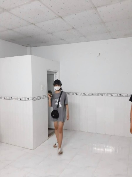 Cho thuê nhà nguyên căn đường số 8. P11. quận Gò Vấp, 25m2, 2 phòng ngủ, 3 toilet