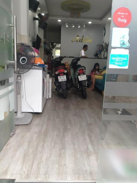 Cho thuê nhà mặt tiền 119 Trần Văn Đang p11 quận 3. Giá thuê 18triệu/tháng, 36.3m2, 4 phòng ngủ, 3 toilet