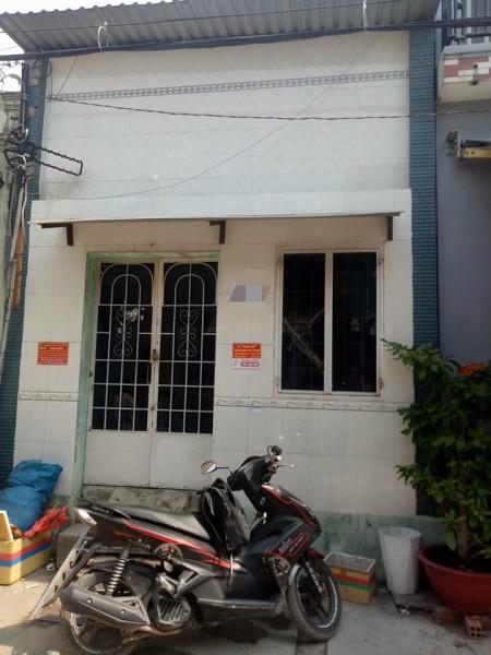 Cho thuê nhà nguyên căn hẻm liên khu 4-5. Bình Hưng Hoà B. Quận Bình Tân. Giá thuê 3 triệu tháng, đặt cọc trước 1 tháng, 36m2, ,