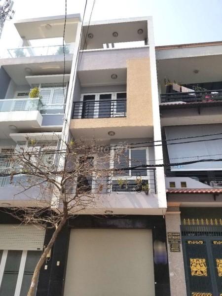 Nguyên căn đường Nhất Chi Mai, Tân Bình cần cho thuê giá 21 triệu/tháng, dtsd 64m2, 64m2, 4 phòng ngủ, 4 toilet