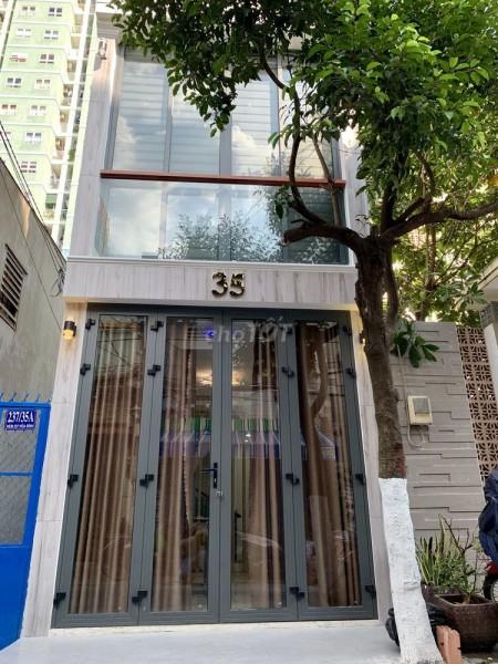 Cho thuê nguyên căn rộng 80m2, 2 tầng, hẻm 237/35 Hòa Bình, Tân Phú, giá 8 triệu/tháng, 80m2, 2 phòng ngủ, 2 toilet
