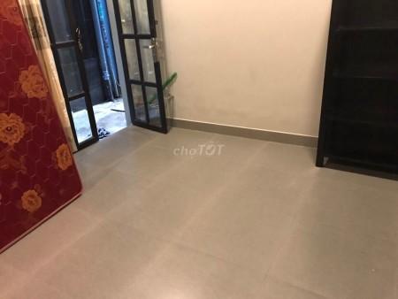 Nguyên căn rộng 20m2, 1 trệt, 1 lầu cho thuê giá 6.5 triệu/tháng. ĐC Phan Văn Trị, Bình Thạnh, 20m2, 1 phòng ngủ, 1 toilet