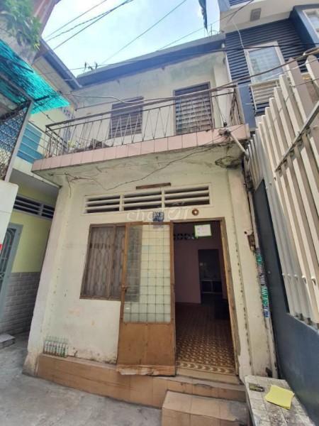 Cho thuê nhà nhỏ rộng 50m2, có 2 tầng, hẻm Phan Đăng Lưu, Phú Nhuận, giá 8 triệu/tháng, 50m2, 1 phòng ngủ, 1 toilet