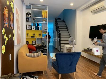 Chủ có căn nhà rộng 88m2, cần cho thuê giá 11 triệu/tháng, hẻm 57 Trần Đình Xu, 88m2, 1 phòng ngủ, 2 toilet