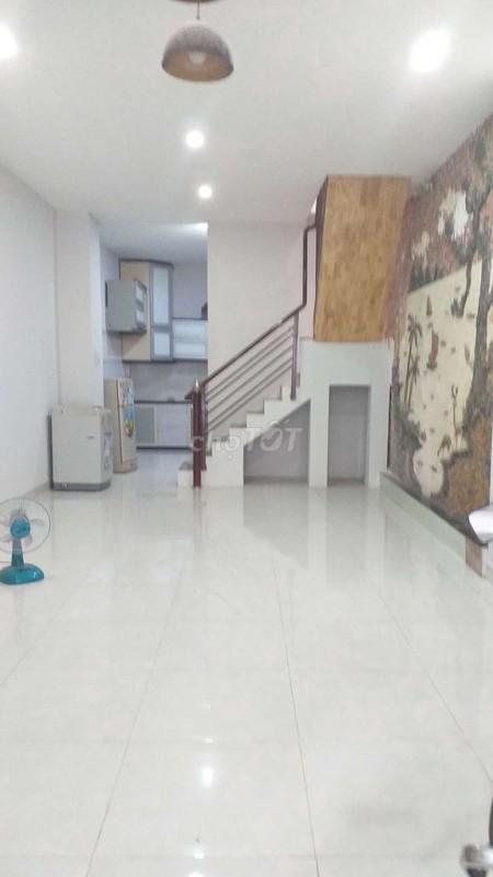 Nguyên căn rộng 120m2, 1 trệt, 1 lầu cần cho thuê giá 4 tiệu/tháng. Nguyễn Thị Đành, Hóc Môn, 120m2, 3 phòng ngủ, 2 toilet