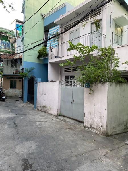 Cho thuê nhà số 25/17 Nguyễn Bỉnh Khiêm, Quận 1. DTSD 100m2, giá 14 triệu/tháng, 60m2, 3 phòng ngủ, 2 toilet
