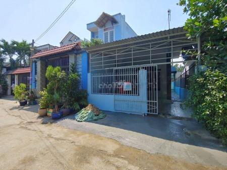 Nguyên căn cấp 4 một trệt trống suốt, rộng 125m2, giá 5.8 triệu/tháng, Trịnh Thị Miếng, Hóc Môn, 125m2, 2 phòng ngủ, 2 toilet