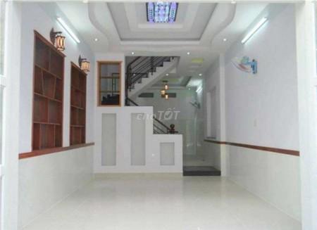 Cho thuê nhà Phan Văn Trị, Quận 5 rộng 45m2, giá 12 triệu/tháng, chưa nội thất, 45m2, 3 phòng ngủ, 2 toilet