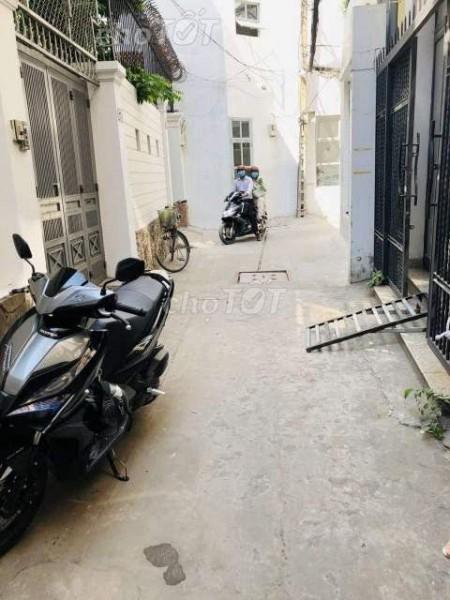 Hẻm Phan Đăng Lưu, Quận Phú Nhuận, có nhà cần cho thuê giá 14 triệu/tháng, dtsd 50m2, 50m2, 3 phòng ngủ, 3 toilet