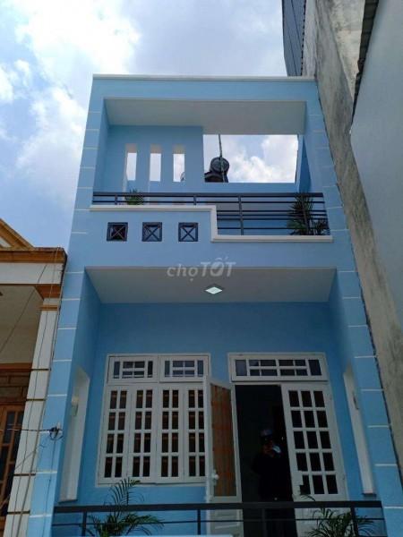 Hẻm 567/48/11 có nguyên căn 1 trệt, 2 lầu cần cho thuê giá 7.5 triệu/tháng, dtsd 80m2, 80m2, ,
