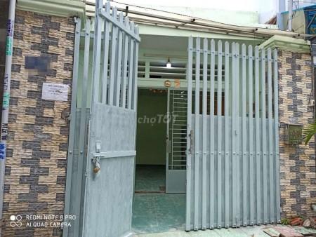 Cho thuê nhà rộng 76m2, cấp 4 một trệt, 1 PN, 1 WC, hẻm Phan Huy Ích, Gò Vấp, giá 6.5 triệu/tháng, 76m2, ,