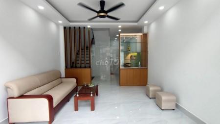 Có nhà trống rộng 45m2, 1 trệt, 1 lầu, kiên cố, hẻm an ninh Nguyễn Văn Đậu, Phú Nhuận, giá 11.9 triệu/tháng, 45m2, 3 phòng ngủ, 3 toilet