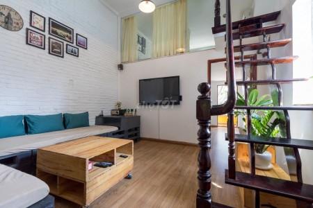 Nguyên căn mặt tiền 3 Phan Văn Trường, Quận 1 cần cho thuê giá 13 triệu/tháng, dtsd 75m2, 75m2, 3 phòng ngủ, 3 toilet