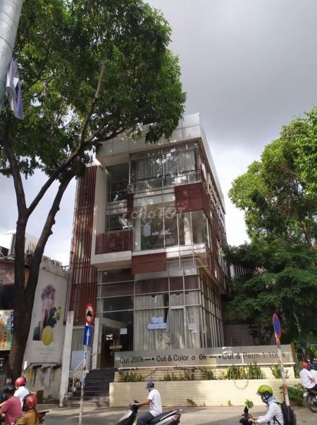 Nhà hai mặt tiền cho thuê tại Điện Biên Phủ. Nằm ngay khu trung tâm, nhiều văn phòng công ty. Diện tích 16x16M, 256m2, 5 phòng ngủ, 5 toilet
