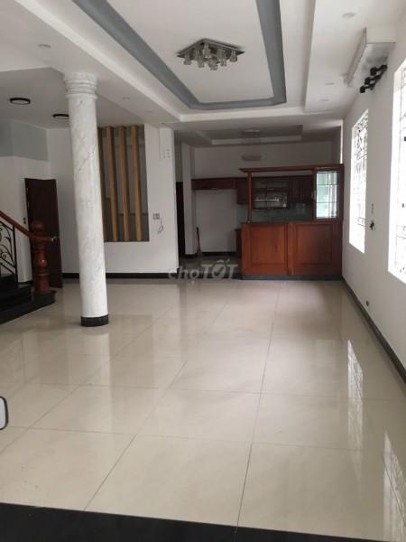 Trống nhà hẻm xe hơi Lạc Long Quân, Tân Bình cần cho thuê giá 22 triệu/tháng, dtsd 240m2, 240m2, 5 phòng ngủ, 3 toilet