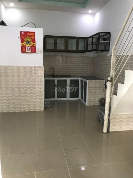 Nhà trống 1 trệt, 1 lầu,d tsd 20m2, hẻm 500 Bùi Văn Ngữ, Quận 12, cho thuê giá 2.5 triệu/tháng, 20m2, 1 phòng ngủ, 1 toilet
