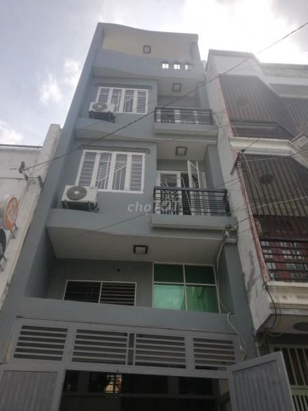 Nhà nguyên căn cho thuê tại Lý Thường Kiệt Phường quận Tân Bình, dt 280m2 giá chỉ 20 triệu/tháng., 280m2, 4 phòng ngủ, 4 toilet