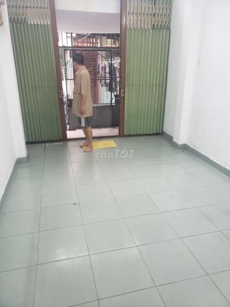 Nguyên căn rộng 48m2, đường Phan Văn Trị, Quận 5, 4 PN, còn mới, giá 14 triệu/tháng, 48m2, 2 phòng ngủ, 2 toilet