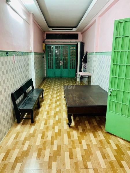 Cần cho thuê nhà rộng 60m2, 1 trệt, 2 lửng, hẻm 116 Thiên Phước, Tân Bình, giá 7 triệu/tháng, 60m2, 4 phòng ngủ, 3 toilet