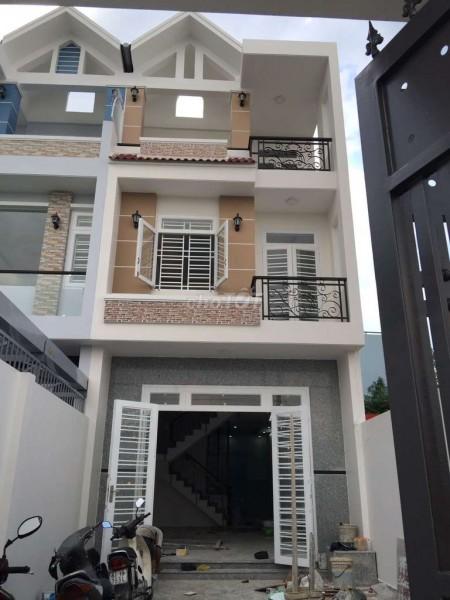 Trống nhà khu dân cư Đồng Danh, Bình Chánh cần cho thuê giá 6 triệu/tháng, dtsd 70m2, 70m2, ,
