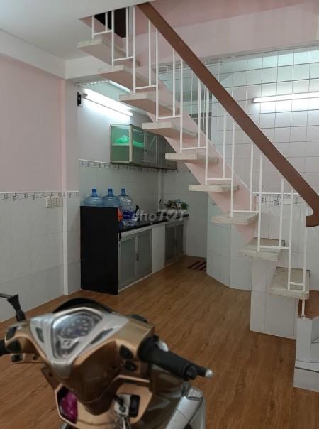 Hẻm 437 Hoàng Văn Thụ, Tân Bình cần cho thuê nhà rộng 25m2, giá 11 triệu/tháng, 3 tầng, 25m2, ,