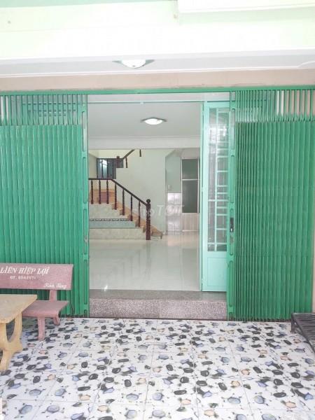 Cho thuê nhà nguyên căn diện tích 4x20m giá thuê chỉ 8 triệu tại phường 16 Gò Vấp., 80m2, 2 phòng ngủ, 1 toilet