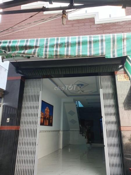 Có nhà rộng 72m2, hẻm 173/185 An Dương Vương, Quận 8 cần cho thuê giá 9 triệu/tháng, 72m2, 1 phòng ngủ, 2 toilet