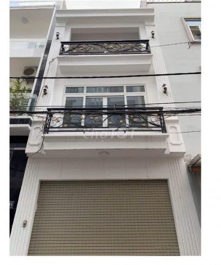 Nhà cho thuê nguyên căn trong hẻm 361 Phan Huy ích hẻm lớn 5m có 2 lầu giá thuê chỉ 11 triệu., 68m2, 3 phòng ngủ, 3 toilet