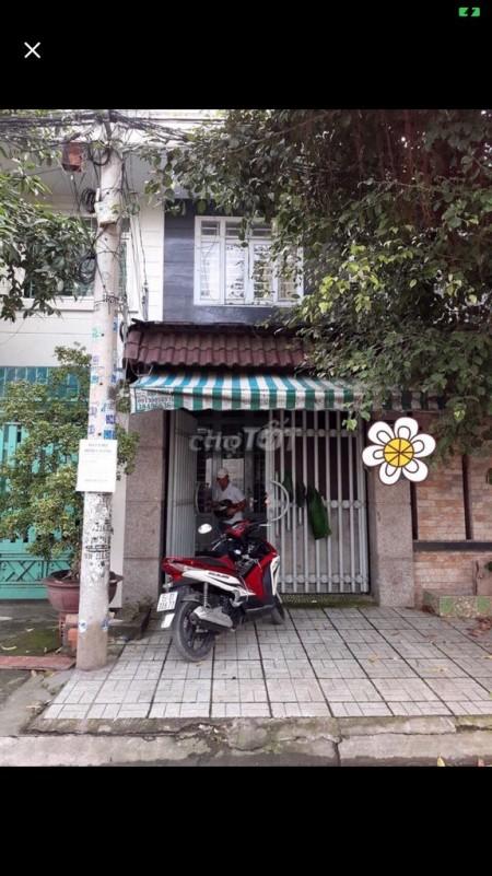Cho thuê nhà mới trong hẻm 8M, Nguyễn Hữu Dật quận Tân Phú., 80m2, 2 phòng ngủ, 2 toilet