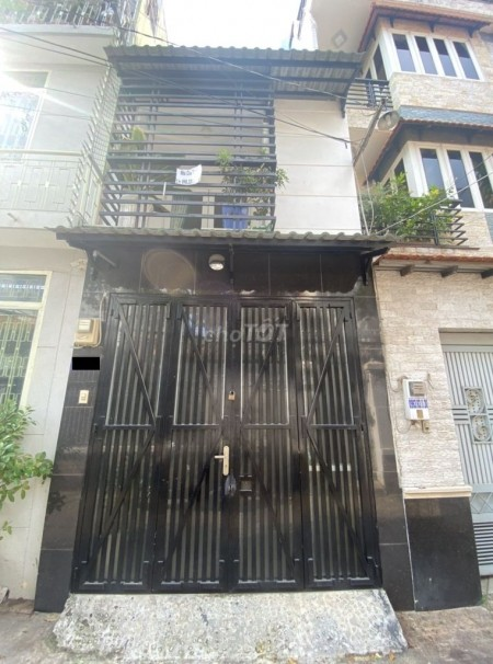 Cho thuê nhà Hoàng Văn Thụ - Phú Nhuận. Giá thuê chỉ 16 triệu diện tích 48m2, 1 trệt, 1 lầu., 47m2, 2 phòng ngủ, 2 toilet