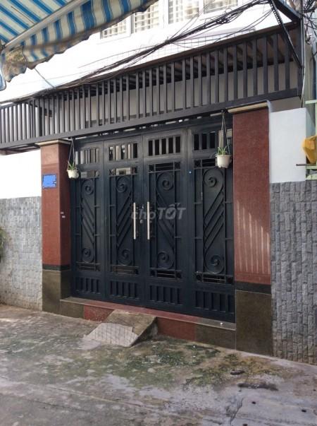 Hẻm Nguyễn Văn Công, Gò Vấp cần cho thuê nhà 3 tầng, dtsd 150m2, an ninh, giá 16 triệu/tháng, 150m2, 3 phòng ngủ, 2 toilet