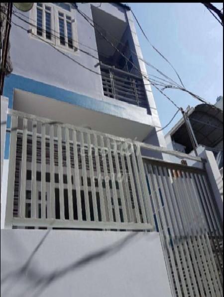 Nhà nguyên căn trong hẻm xe hơi giá thuê chỉ 8 triệu/tháng tại Quang Trung quận Gò Vấp., 45m2, 2 phòng ngủ, 2 toilet