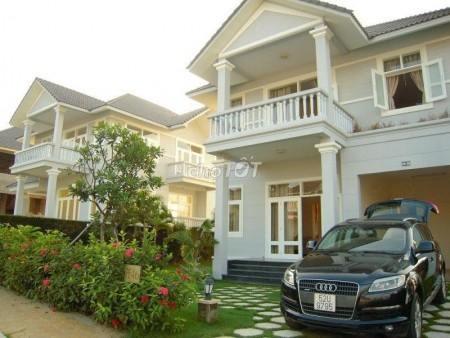 Cho thuê villa ở Bình An Quận 2 diện tích 14x20m có Hầm 2 ô tô đậu., 280m2, 6 phòng ngủ,