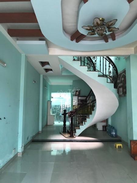 Có nhà hẻm Phan Huy Ích, Quận Gò Vấp cần cho thuê giá 10 triệu/tháng, dtsd 90m2, 3 tầng, 90m2, 2 phòng ngủ, 3 toilet