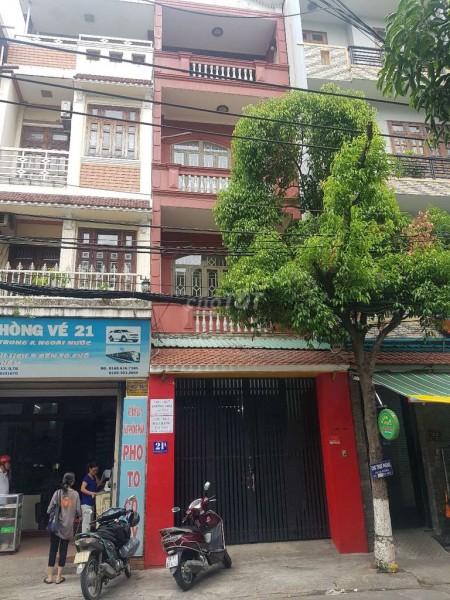 Nhà nguyên căn cần cho thuê giá 15 triệu/tháng, mt 21A Nguyễn Quang Bích, Tân Bình, dtsd 92m2, 92m2, ,