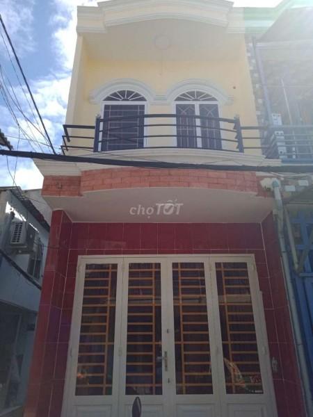 Nhà 1 trệt 1 lầu Hiệp Bình Chánh Thủ Đức gần Phạm Văn Đồng mới sạch sẽ, thoáng với giá thuê chỉ 6 triệu., 33m2, 2 phòng ngủ, 1 toilet