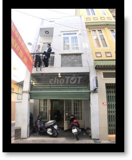 Nhà cho thuê tình trạng mới sơn sửa lại rất mới. Cho thuê 12,5 triệu cọc 1 tháng hđ 2 năm không lên giá., 40m2, 3 phòng ngủ, 3 toilet