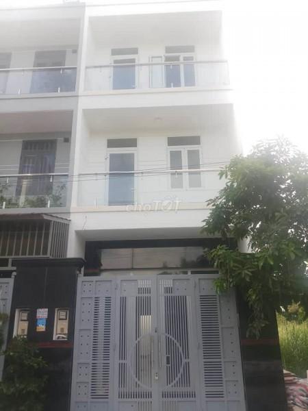 Nhà nguyên căn cho thuê dạng nhà phố liền kề Tại Đào Sư Tích Phước Kiển Nhà Bè. 15.000.000đ/tháng, 80m2, 4 phòng ngủ, 3 toilet