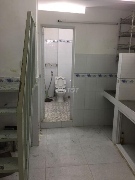Cho thuê nhà hẻm rộng, gần mặt tiền đường 2 phòng ngủ, 1 trệt, 2 lầu tại Đường Cô Bắc. Giá thuê chỉ 8,9 triệu/tháng, 42m2, 2 phòng ngủ, 2 toilet