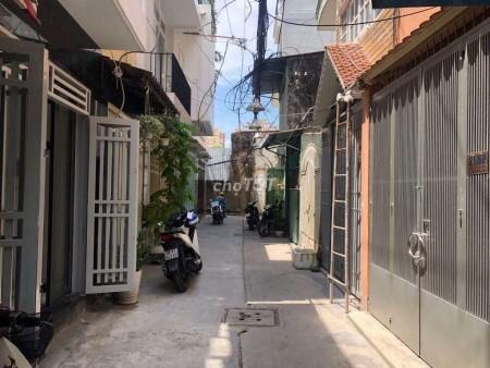 Cho thuê nhà nguyên căn diện tích 48m2 giá thuê 10 triệu tại Nguyễn Cảnh Chân Cầu Kho Quận 1, 48m2, 2 phòng ngủ, 2 toilet