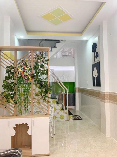 Nhà nguyên căn cần cho thuê tại Đường Nguyễn Trãi Phường 2 Quận 5. Nhà 3 lầu mới xây, 27m2, 3 phòng ngủ, 3 toilet