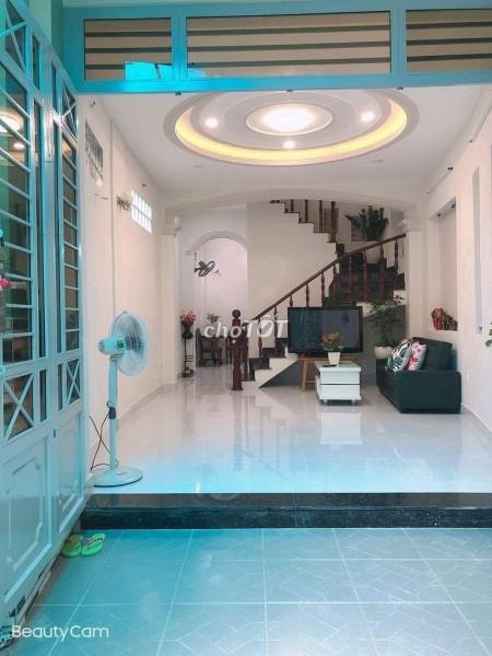 Cho thuê nhà mới xây nguyên căn tại Tô Hiến Thành Phường 15 Quận 10, Diện tích 50m2, 50m2, 3 phòng ngủ, 4 toilet