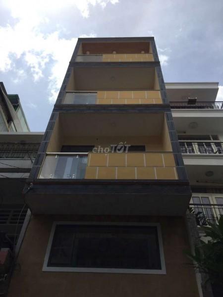 Nhà nguyên căn cho thuê tại Lý Thái Tổ Phường 9 Quận 3. Dtsd 156m2 cho thuê 18 triệu, 156m2, 5 phòng ngủ, 4 toilet