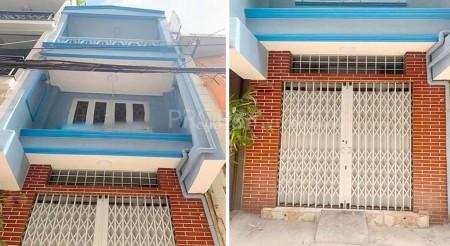 Cho thuê nhà nguyên căn trên đường Trần Bình Trọng Phường 1 Quận 5 có 2 PN, 24m2, 2 phòng ngủ, 3 toilet