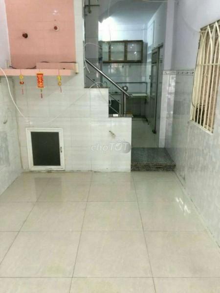 Nhà hẻm Nguyễn Văn Luông, Quận 6 cần cho thuê giá 5 triệu/tháng, dtsd 23m2, 2 tầng, 23m2, ,