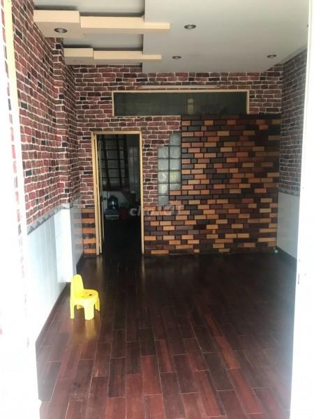 Nhà cho thuê nguyên căn 1 trệt 1 lầu 2 phòng ngủ tại đường Lê Quang Sung Quận 6, 44m2, 2 phòng ngủ,